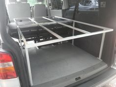 Got busy inside my Shuttle - Page 4 - VW T4 Forum - VW T5 Forum