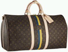 LV Monogrammed Bag