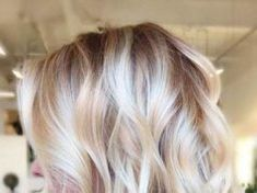 Haircuts for Short Wavy Hair, Short Wavy Layered Haircuts, Bob Hair, Short Wavy Thick Medium. Bleach Blonde Hair, Blonde Wavy Hair, Natural Wavy Hair, Platinum Blonde Hair, Short Blonde, Wavy Layered Haircuts, Blonde Bob Hairstyles, Cute Short Haircuts, Hair Styles 2014