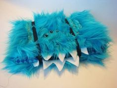 Monster Book of Monsters cozy for nook! Would love to make one of these for my eReader!