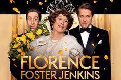 Por Adrián Andrade Basada en la historia real de Florence Foster Jenkins, Meryl Streep interpreta a esta hermosa mujer cuyo sueño la lanza al estrellato sin importar que carezca de los talentos suficientes para ser referida como una gran cantante de ópera. En el nombre del amor, su esposo y asociado pianista deciden correr el riesgo de ser ridiculizados y …