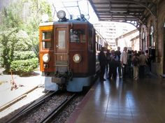 Tren Soller, Mallorca