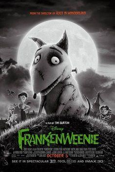 Frankenweenie - BRRip - 2012 - Türkçe Dublaj