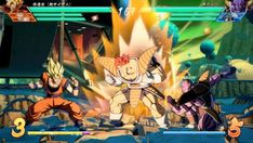 Featuring three matches from the Dragon Ball FighterZ Open Beta, Marc Morrison ventures online to battle it out against other humans. See Goku, Vegeta, and others in action.