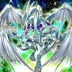 Stardust Dragon by Yugi-Master on DeviantArt Yu Gi Oh 5d's, Yo Gi Oh, Yugioh Dragons, Yugioh Monsters, Monster Cards, Dragon Pictures, Star Wars Clone Wars, Red Dragon, Dnd Characters