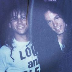 Tracii Guns and Ted Nugent