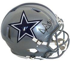 Sports Integrity 18677 Dak Prescott Signed Dallas Cowboys Full Size Speed Replica Helmet - JSA, As Shown Dallas Cowboys Football, Football Helmets, Football Memorabilia, Dak Prescott, All In One, Integrity, Ebay, Hologram, Authenticity