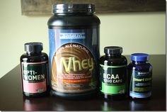 supplement stack recommended by Jamie Eason in LiveFit