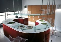 Kitchen island plans provide inspiring references in how to design a kitchen with island as crucial furniture. Kitchen island plans can be applied to enhance beauty and functionality of kitchen very significantly