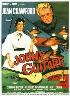 Johnny Guitar - Nicholas Ray - 1954