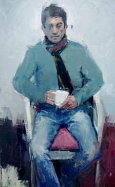 christos tsimaris, Thanassis, oil 2011