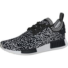best website 3187b 6aec7 Baskets Adidas Nmd R1 Pk Noir Blanc Femme - Taille   41 1 3 44 42 45 1 3