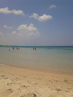 Torre Guaceto - Puglia, Italy - have waded in right here, bliss