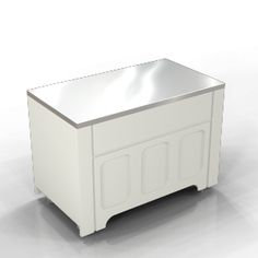 Heavy Duty Utility Serving Counter, NSF2, 50""