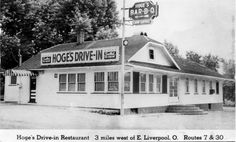 Hoges East Liverpool Ohio, Diners, The Good Old Days, Chester, Family History, Old Photos, Kid Stuff, Toronto, Restaurants
