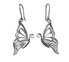 Maiden earrings designed by Eelis Aleksi (nordicjewel.com)