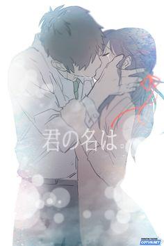 Taki và Mitsuha (Kimi no na wa) - Khi hai ta chung một nhà | Cotvn.Net