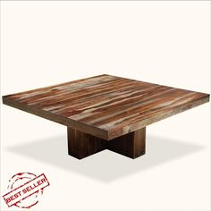 Rustic Solid Wood Furniture Accessories And Hand Crafted Home Decors