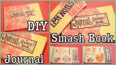 DIY SMASH BOOK ART JOURNAL