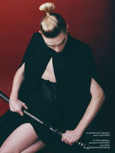 Eastern Promises for 12Magazine by Georgi Andinov