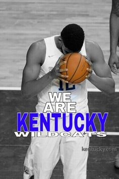 Uk Wildcats Basketball, Basketball Is Life, Kentucky Basketball, Kentucky Wildcats, Scary Words, Karl Anthony Towns, Kentucky Sports, Sports Highlights
