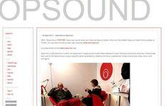 Opsound, música sin derechos de autor para tus proyectos