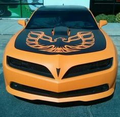 2013 pontiac trans am. Sweet!!