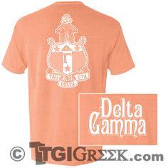 TGI Greek - Sorority PR - Greek T-Shirt Designs #sororityPR #greeklife #tgigreek