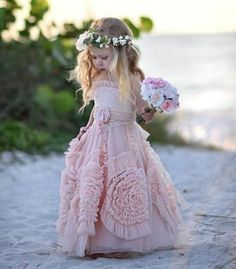 """Liesel"" Girls Dress"