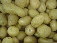 New potatoes! Whip up a potato salad for dinner this week.