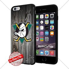 Anaheim Ducks 1 Black Wood NHL Logo WADE4742 iPhone 6+ 5.5 inch Case Protection Black Rubber Cover Protector WADE CASE http://www.amazon.com/dp/B013NW30VM/ref=cm_sw_r_pi_dp_iPcCwb1W993PW
