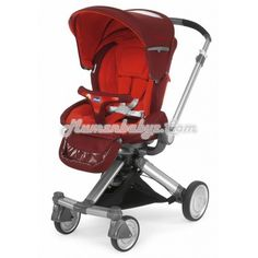Chicco I Move Stroller - Red