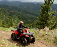 Great Falls Montana ATV Trails - Hit the trails, but remember to clean off equipment and help prevent the spread of invasive species. #playcleango www.playcleango.org
