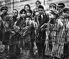 Holocaust children