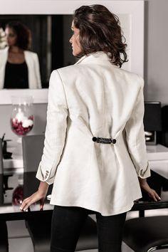 Cintrer une veste de costume