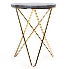 [Video] The 10 Best Home Decor (in the World). Black Side Table, Round Side Table, Marble Furniture, Stainless Steel Table, Matching Bedding And Curtains, Side Coffee Table, Metal Table Legs, Black Marble, Home Decor