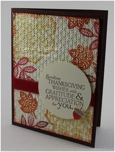thanksgiving card :)