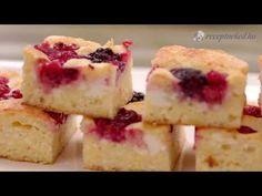 (6) Grízes túrós villám süti - YouTube