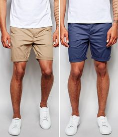 Basic Guide to Shorts For The Summer