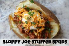 Sloppy Joe Stuffed S