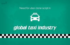 The taxi booking business is projected to reach unprecedented heights in the coming years and it's an undeniable fact that the need for a successful taxi booking service like Uber is an absolute necessity.