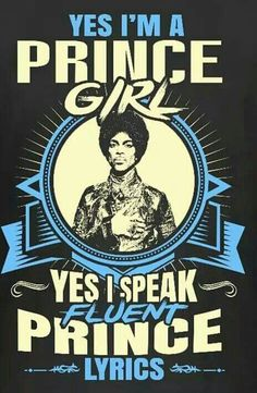 A Prince Girl, absolutely . So many songs to learn Kinds Of Music, Music Is Life, Prince Girl, Prince Quotes, Prince Meme, The Artist Prince, Photos Of Prince, Prince Purple Rain, Paisley Park