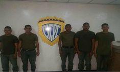 5 Guardias Nacionales y 2 detectives detenidos por robar viviendas