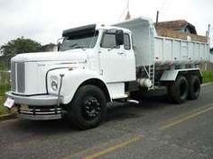 Scania 111 S Ano 80 Traçado 6x4 Truck Caçamba Roda 10 Furos