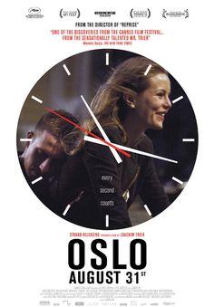 """""""Oslo, 31 août"""": enfin un 24 heures chrono qui soit une œuvre d'art!"""