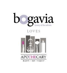 Bogavia presentation booklet for Apothecary Beauty Boutique.