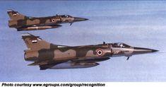 Aviones Caza y de Ataque: Dassault Mirage V / 50            Cañones: 2× cañones DEFA 552 de 20 mm con 125 proyectiles cada uno. Puntos de anclaje: 7 con una capacidad de 4.000 kg, para cargar una combinación de: Bombas: Bombas de diverso tipo. Cohetes: 2 x Contenedores Matra JL-100 de 19 cohetes SNEB de 68 mm Misiles: 2 x AIM-9 Sidewinder  2 x Matra R.550 Magic 1 x AM.39 Exocet bajo el fuselaje