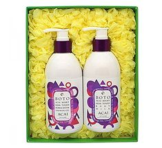 BOTO Organic Acai Berry Herb Body Shower Gel and Body Lotion Set * Click for Special Deals #OrganicBodyWash Body Shower, Shower Gel, Organic Body Wash, Acai Berry, Special Deals, Body Lotion, Berries, Herbs, Berry Fruits