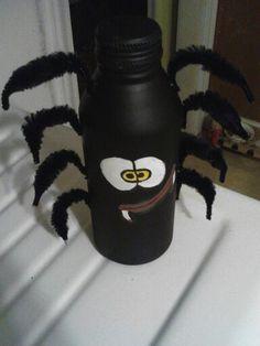Spider bottle
