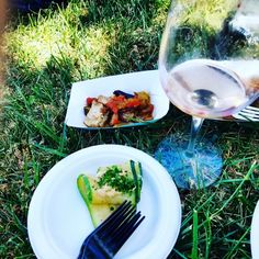 Lunch at the 2016 Spring Grand Tasting with Santa Barbara Vintners